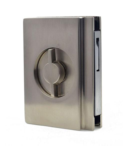 EM404 pocket door bathroom lock handle image 2