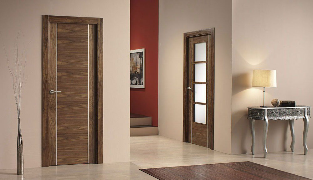 Alumina doors