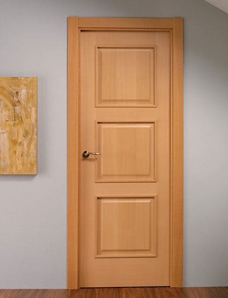 Elegance timber doors