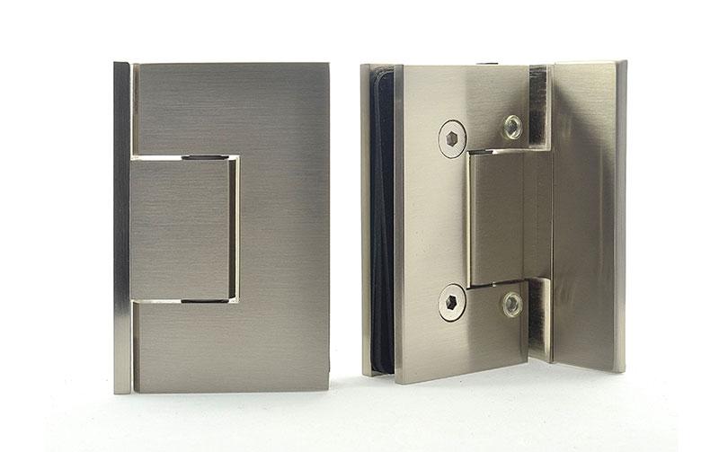 fiesta offset frameless glass door hinge