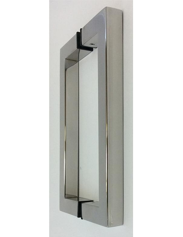 EK41Q pull bar handles for glass doors