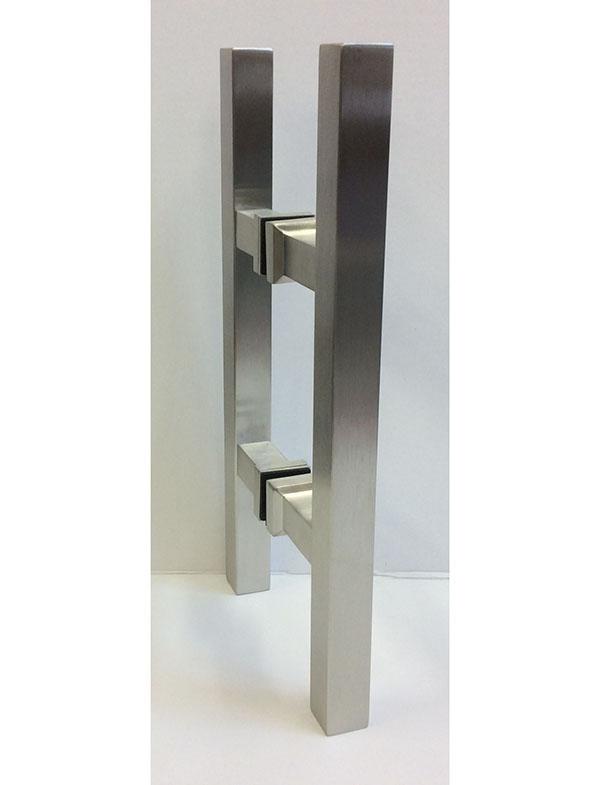EK5Q pull bar handles for glass doors
