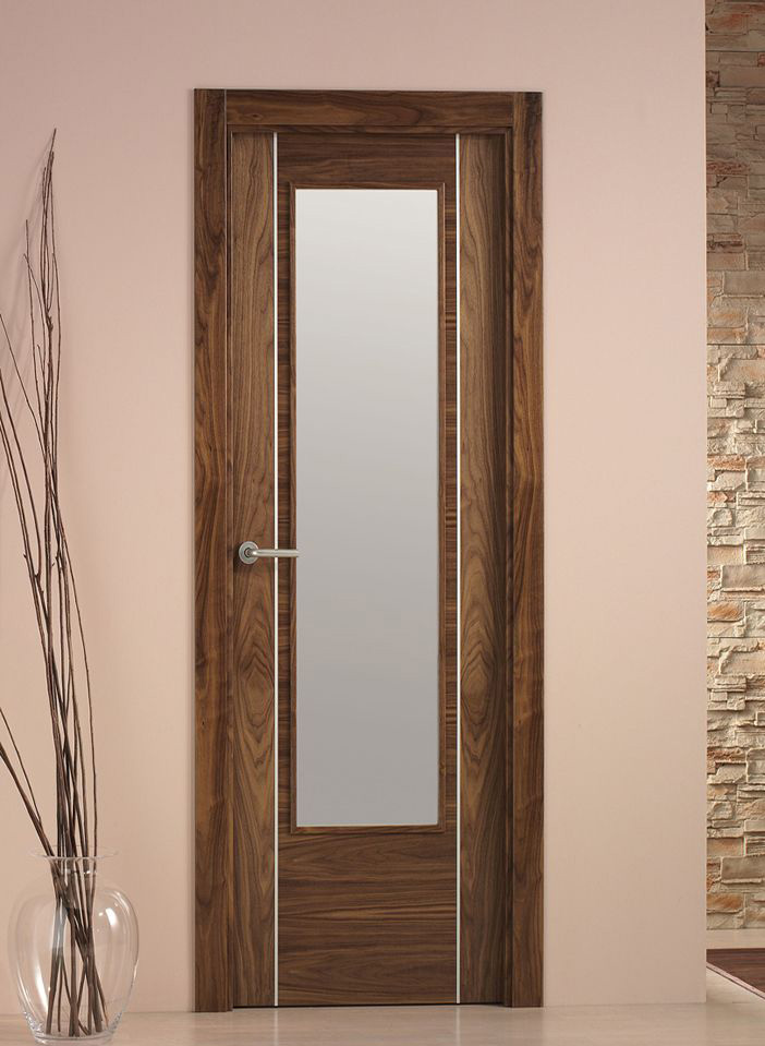 alumina galicia 1 light door walnut