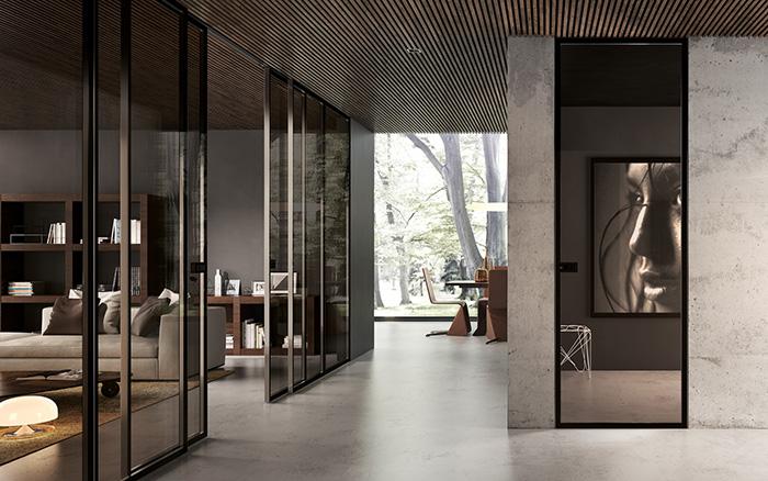 Garofoli Bisystem doors