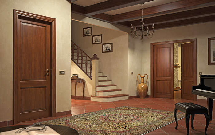 Garofoli Classica doors