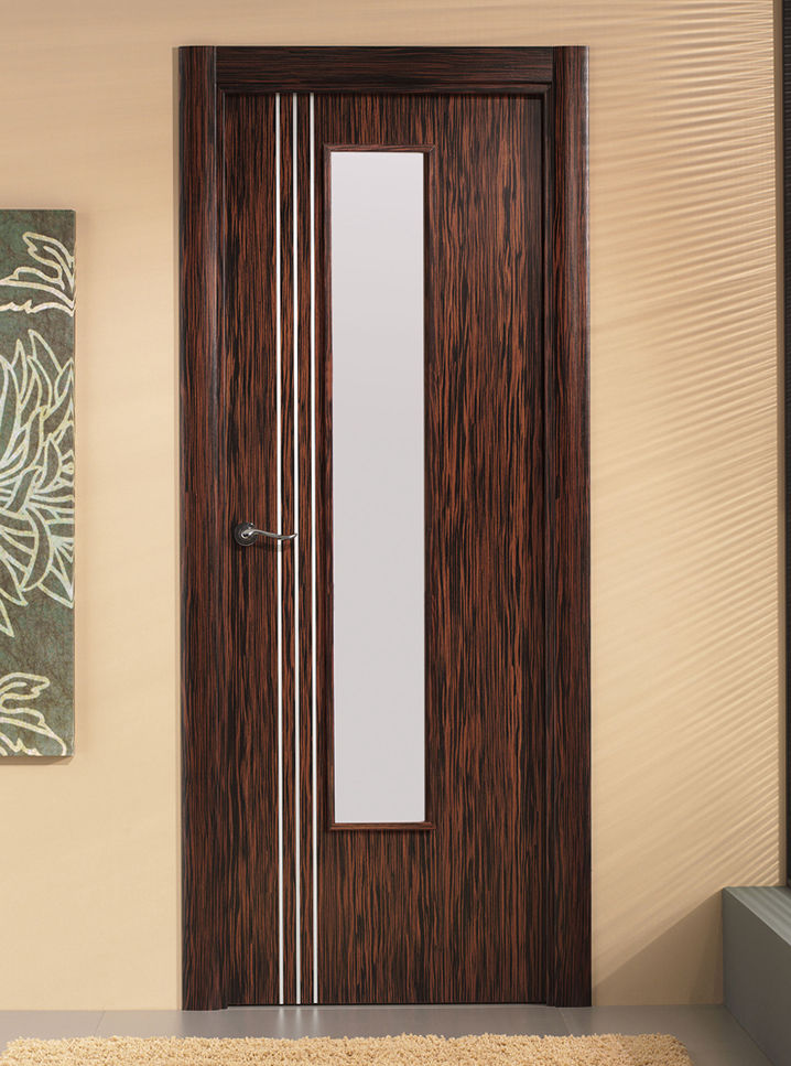 alumina girona 1 light door ebony