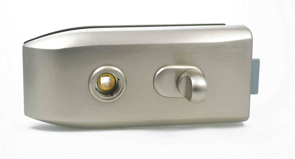 Arta WC bathroom lock for glass door