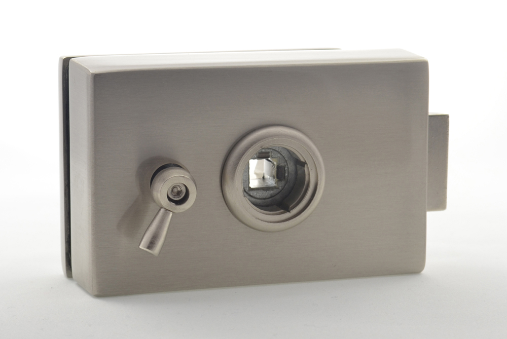 Cubo mini privacy lock for glass door