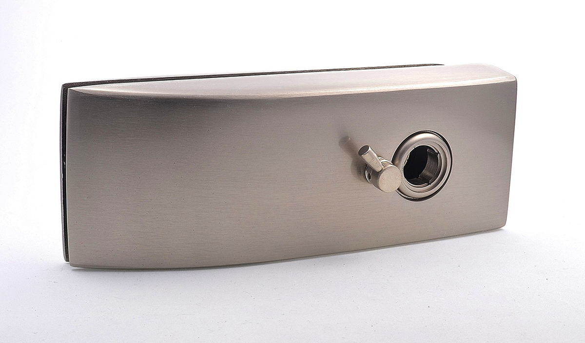 Enzo privacy lock for glass door
