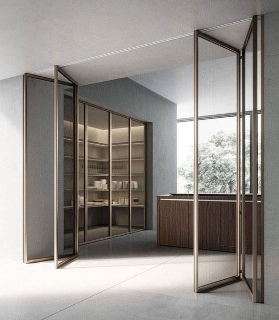 Grafic Crittall style bifolding doors img 9