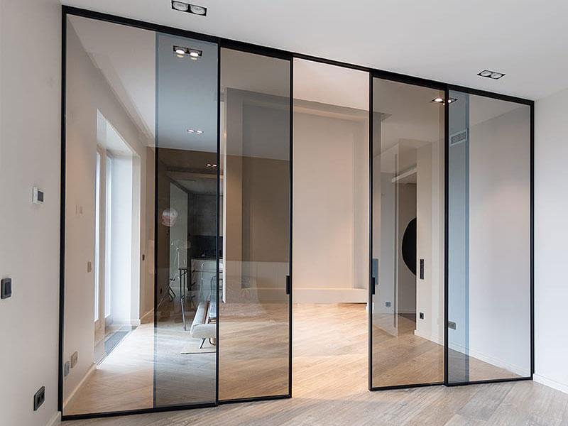 grafic solo sliding doors and panels