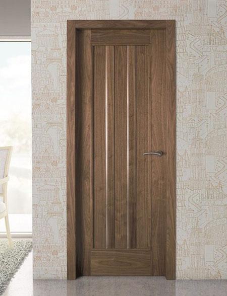 Kubic timber door range