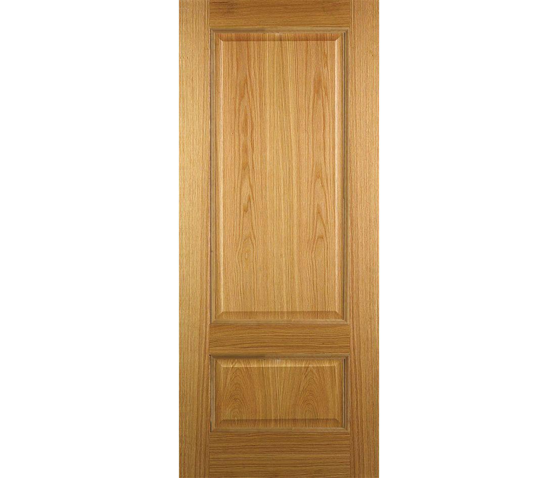 melia interior door in oak