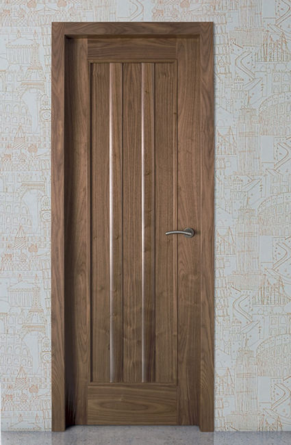Olvera door walnut