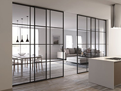 Graffic crittall style doors image 18