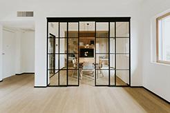 img 2 Piazza Grafic sliding doors