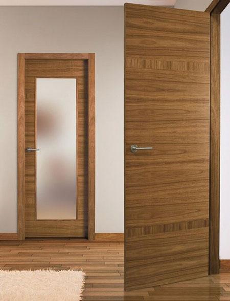 Plano timber doors