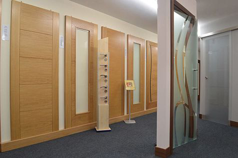 Elegant Doors Showroom