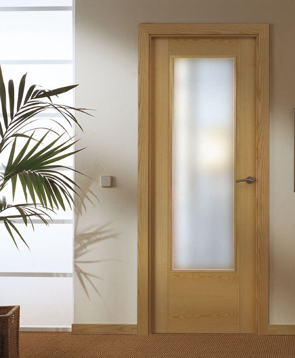Linea Toledo 1 light door - oak