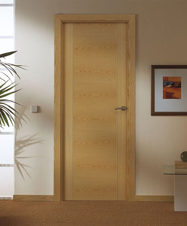 Linea Toledo door - oak