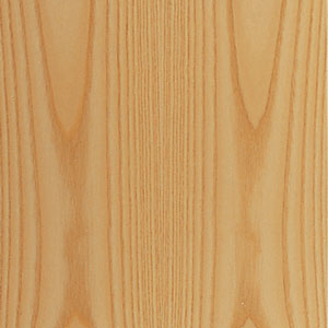 interior door finish - ash