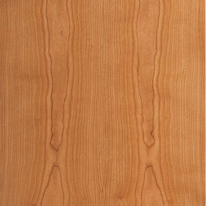 interior door finish - cherry