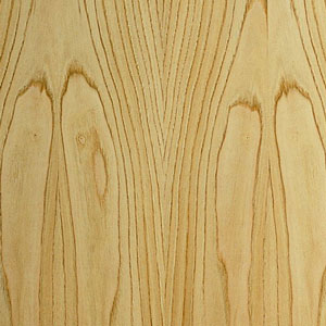 interior door finish - chestnut