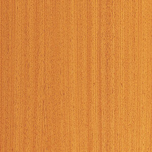 interior door finish - iroko