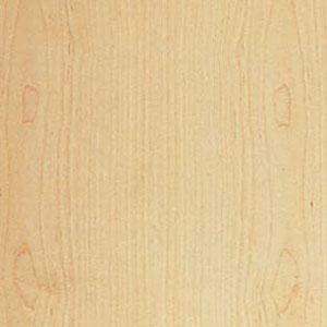 interior door finish - maple