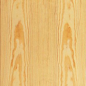 interior door finish - pine