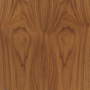 interior door finish - walnut